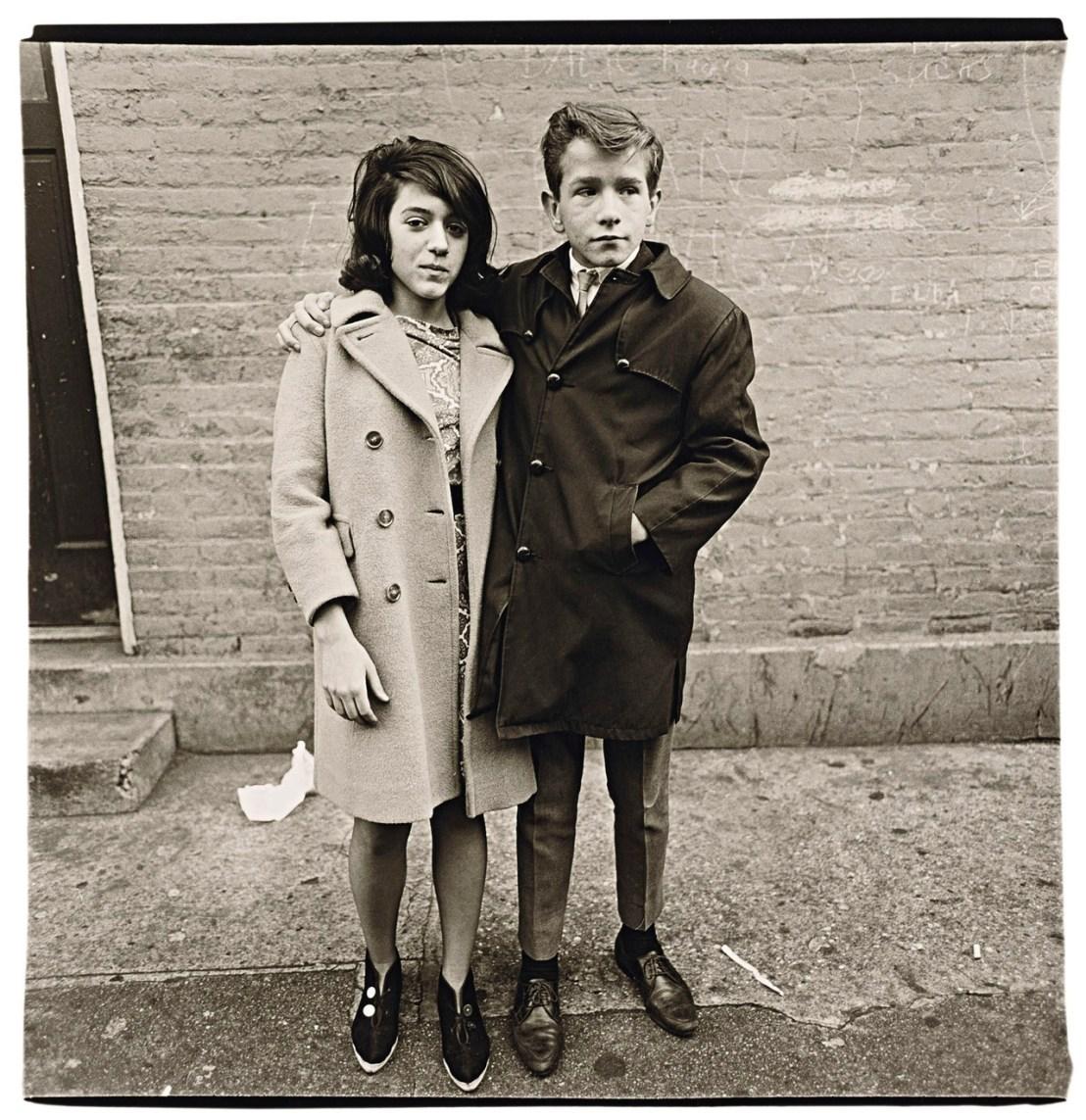 Diane Arbus - couple