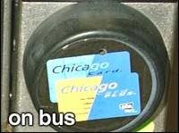 Chicago Card Bus Reader