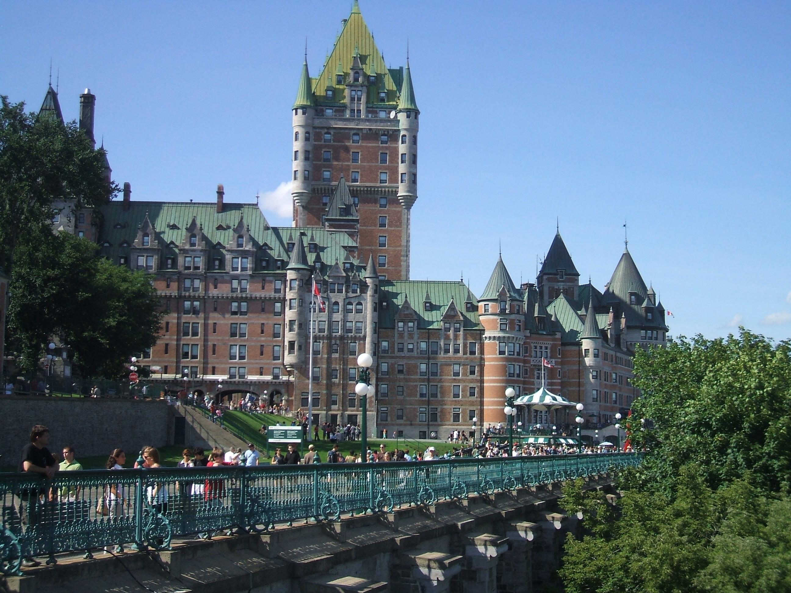 Quebec  Edhirds Blog