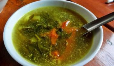 Rosal Leaf Soup