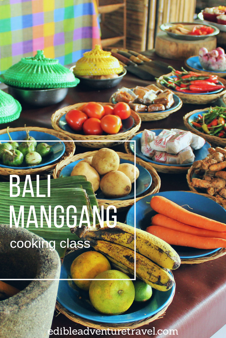 If you want to learn to cook the cuisine of Bali, check out this cooking class!