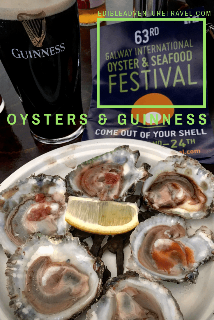 If you're in Ireland in September you'd be crazy not to go to this Festival of Seafood!