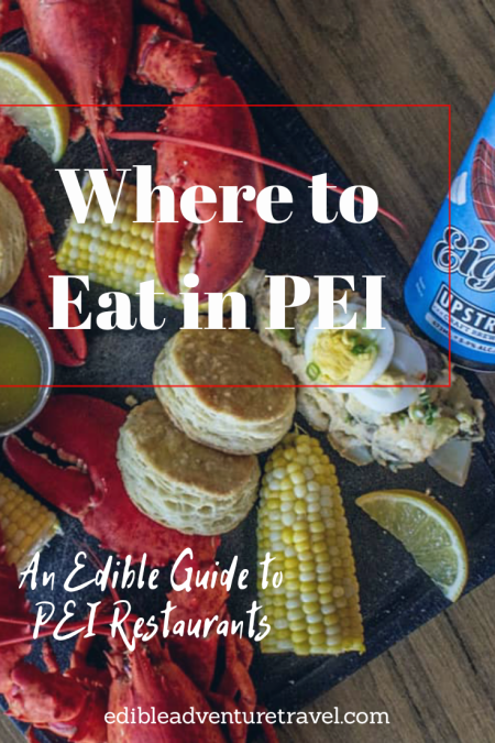 Where to Eat in PEI