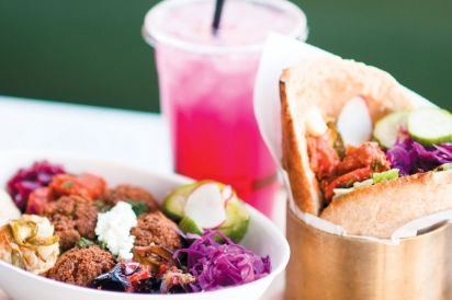 Columbus Restaurants Bring FarmtoTable Ingredients to