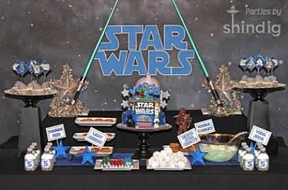 Star Wars Birthday – Edible Crafts