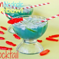 Non-alcoholic Fishbowl Cocktail