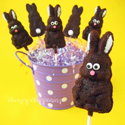 bunny cookies mold