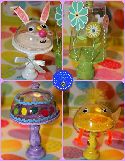 easter cake stands