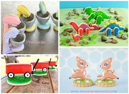 Incredible 3D Decorated Cookies – Edible Crafts - photo#48