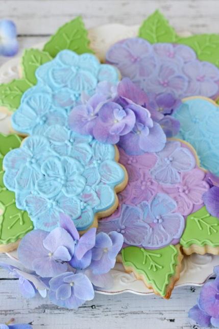hydrangeacookies