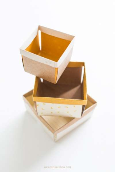 Make Your Own Berry Boxes