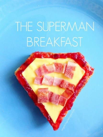 superman_breakfast