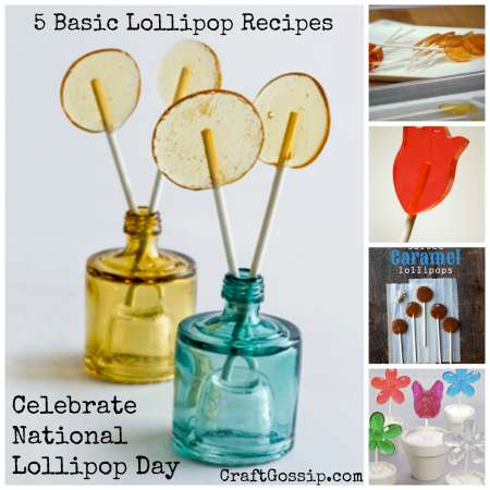 lollipop-recipes
