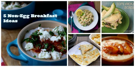 non-egg-breakfast-ideas