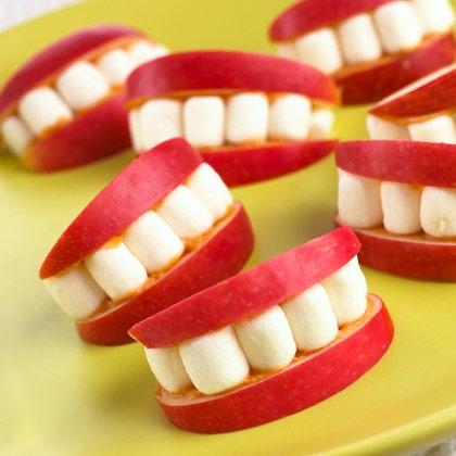 teeth-from-fruit