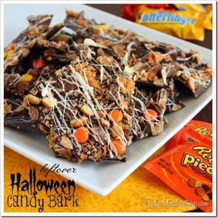 What to do with leftover candy after Halloween?