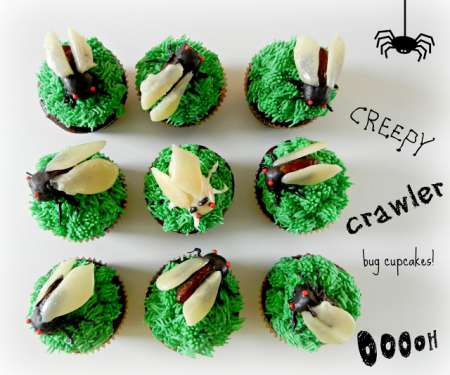 cicada-bug-cupcakes