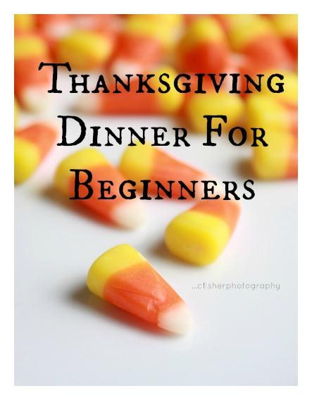 thanksgiving-dinner-for-beginners