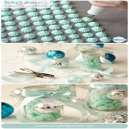 creamcheese mints