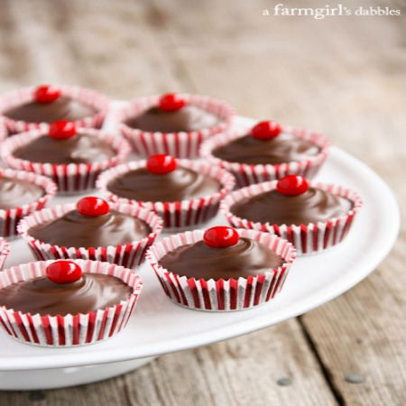 Chocolate-Cherry-Cups