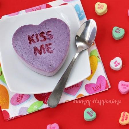 blueberry-conversation-heart-cheesecake