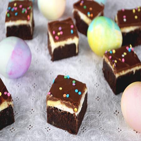 Creme-Egg-Brownies