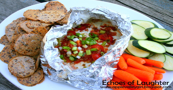 Tinfoil Cheese Dip
