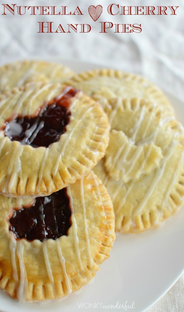 Food Network Cherry Hand Pies