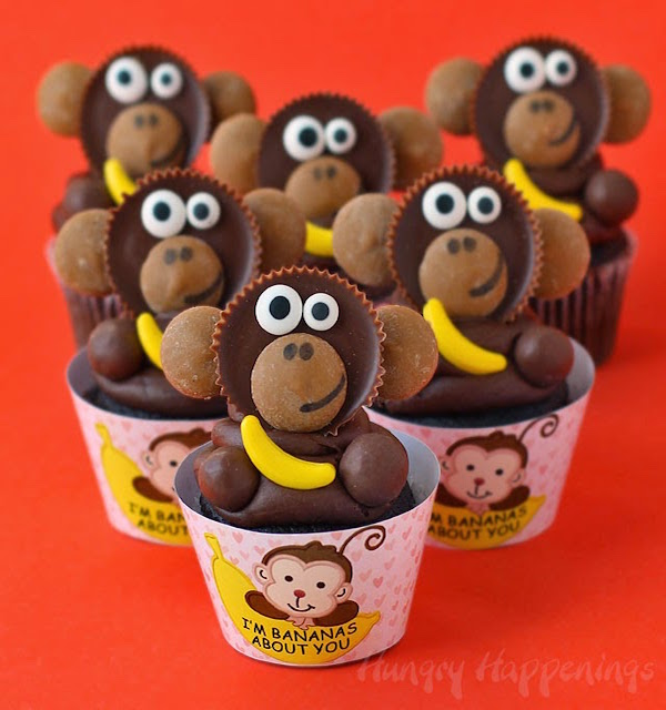 Valentines-day-monkey-cupcakes-i-m-bananas-about-you