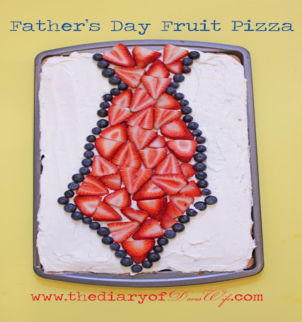 Father's+Day+Fruit+Pizza