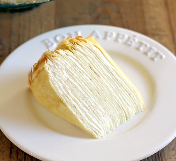25 layer crepe cake