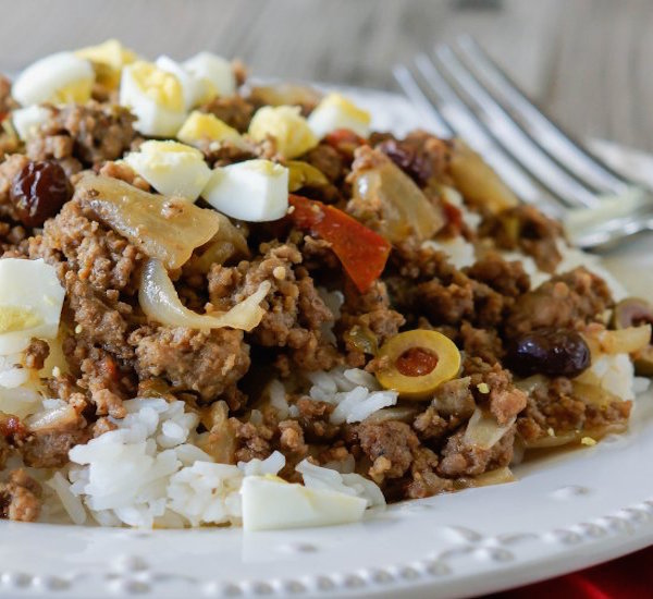 Cuban Picadillo – Edible Crafts