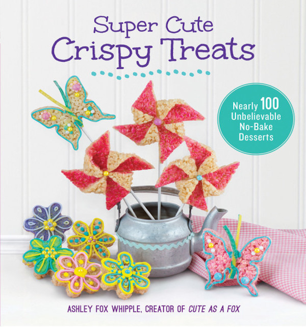 super cute crispy treats