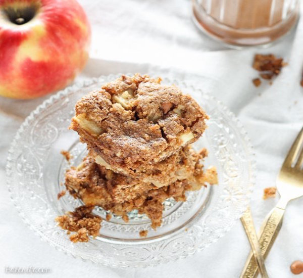 apple cinnamon oatmeal cookies bar