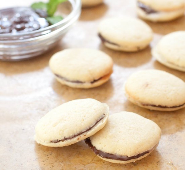 Homemade Milano Cookies – Edible Crafts