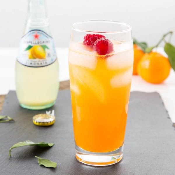 honey tangerine fizz