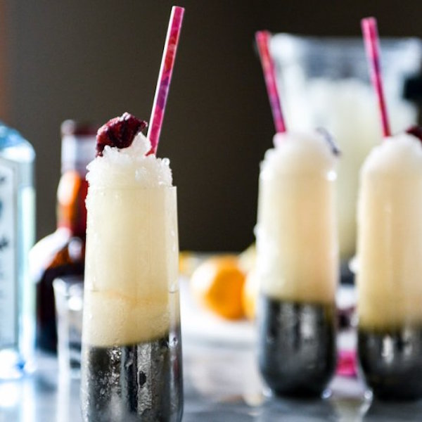 leap year cocktail slushies