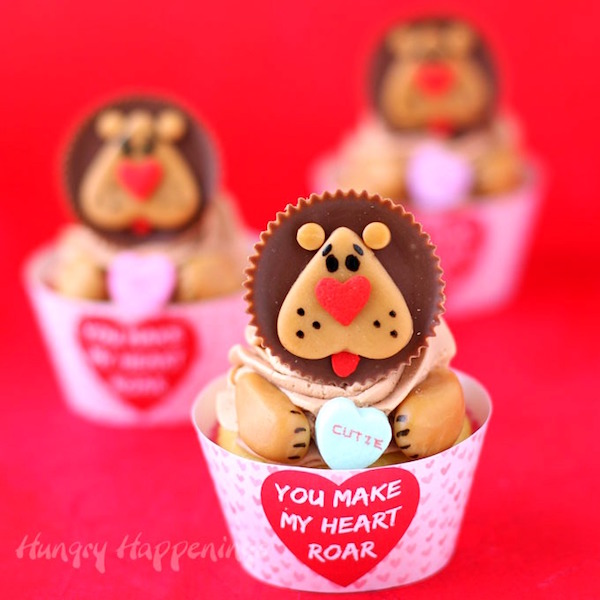 lion-cupcakes-valentines-day-cupcake-ideas