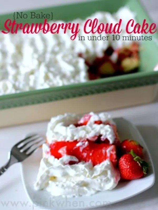 No-Bake-Strawberry-Cloud-Cake