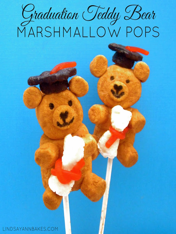 graduation teddy pop