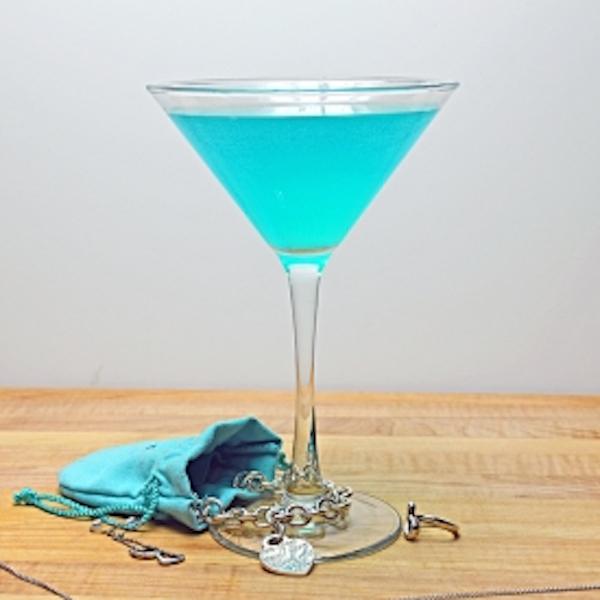 tiffany blue cosmopolitan