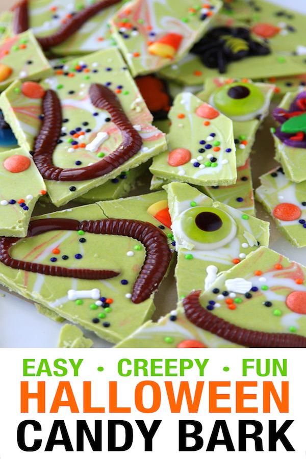 Halloween Candy Bark Food Network