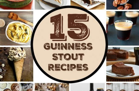 15 Guinness Stout Recipes In Time For St Patrick's Day