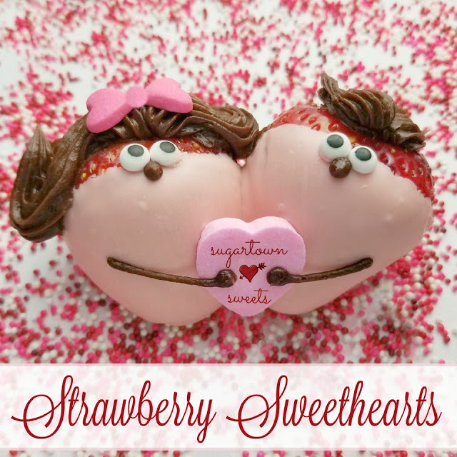 Strawberry Sweethearts