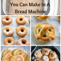 5 Things You Didn't Know You Could Make In  A Breadmaker