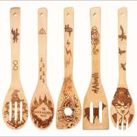 AMAZING Harry Potter Cooking Spoons!