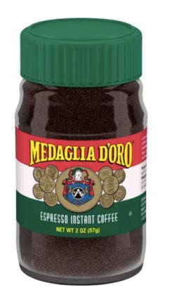 Medagalia D'Oro Instant Espresso
