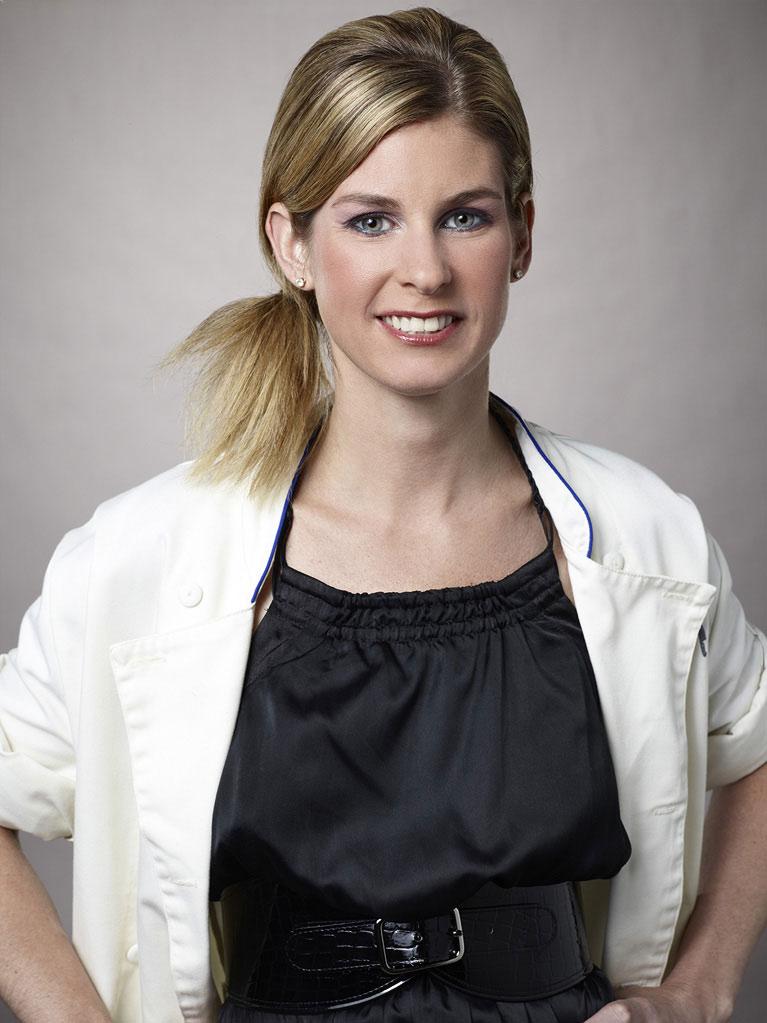 Top Chef contestant Jennifer Carroll