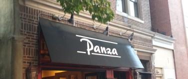 Panza Restaurant in North End
