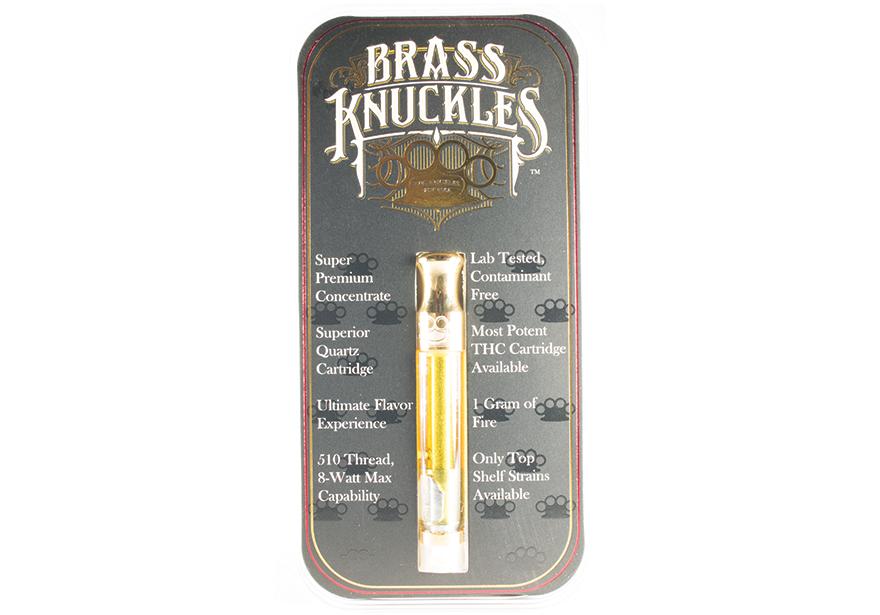 Xzibits Brass Knuckles Vaporizer Line Review  Edibles